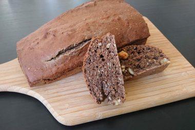 gezondere ontbijtkoek gezond recept samen maken bakken brood