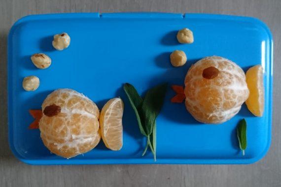 mandarijnen gezond vitamines vitaminen leuk grappig gezond sintmaarten lunchbox