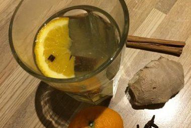 gezond drankje warm
