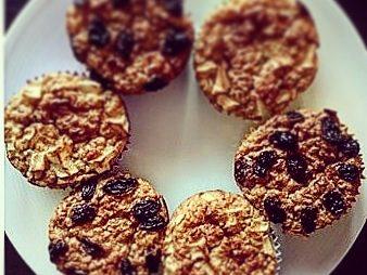 gezonde muffin, gezond snacken, gezond kind, samen